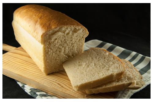 Pan de molde tipo brioche