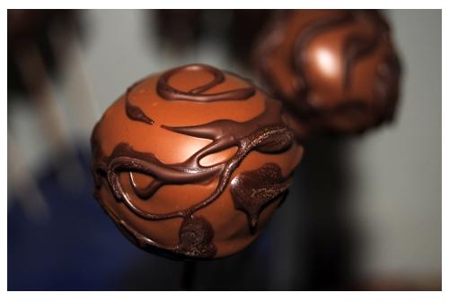 Pirubizcobolas de galletas