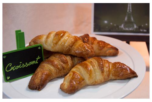 Croissant (recordando París)