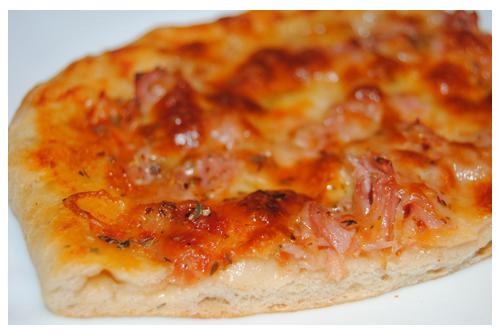 Masa de pizza habitual