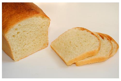 Pan de Molde de Mantequilla