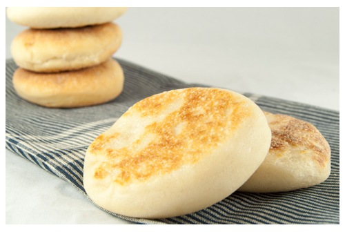 English bread muffins