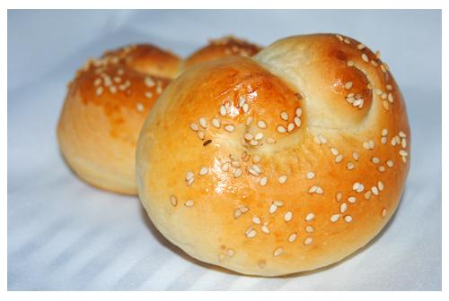 Palmeritas de pan