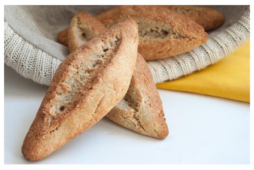 Panecillos sin gluten sin preparados panificables