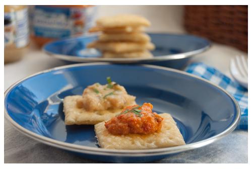 Galletitas para picnic griego #lidlpicnicgriego