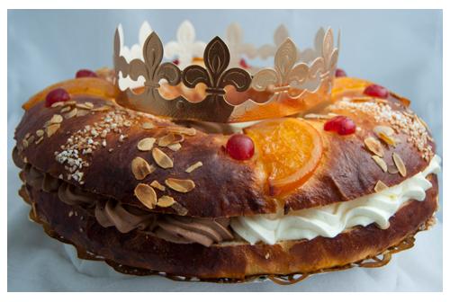 Roscón de Reyes 2