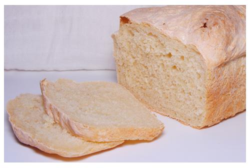 Pan de molde Sant John
