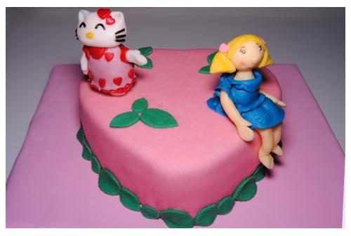 Tarta Hello Kitty